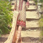 Mina Hasan Eid Festive Embroidered Fabrics Collection for winter