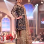 Nickie Nina Stylish dresses at bridal couture week 2015 (11)