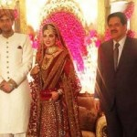 Latest Walima photos of Maryam Nawaz daughter Mehrun Nisa