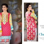 Khaddar Kurti Winter Bloom Dresses by SNM
