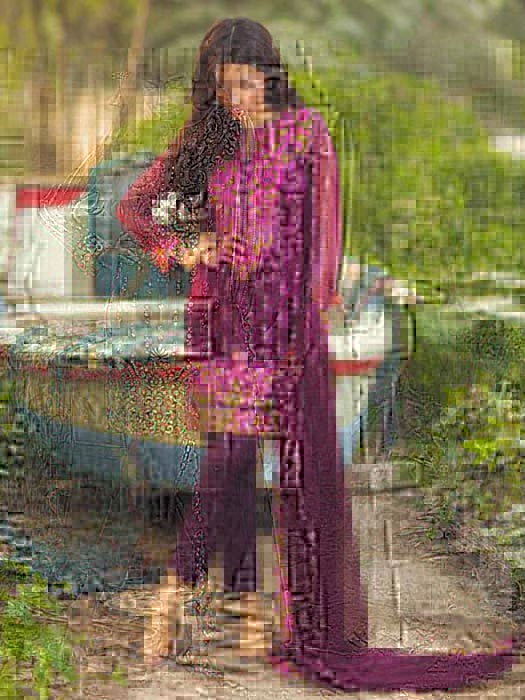 Shariq Textiles Mina Hasan Winter Collection Vol.2 2016