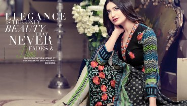 Subhata Khaddar Embroidered Winter Shawl Collection 2016