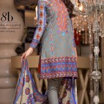 Subhata Khaddar Embroidered Winter Shawl Dresses 2016 (3)