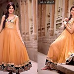 Zahra Ahmad Pakistani Fancy Formal Dress Design