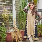 Zahra Ahmad New Elegant Winter Dress Collection 2016