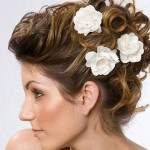 New Wedding Bridal Hairstyle 2016