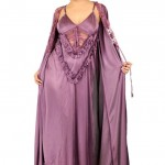 Newest night dresses for brides
