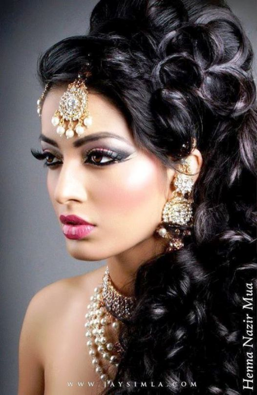 Best Pakistani Hairstyles for girls 2018