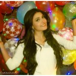 Ayeza Khan First Birthday After Marriage