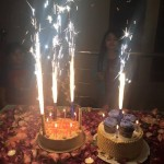 Actress Javeria and Saud Celebrate Their Daughter's Birthday