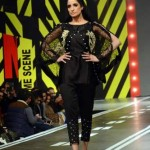 Designer SAIRA RIZWAN PARTY DRESSES AT RUNWAY PAKISTAN