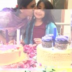Birthday Celebration of Javeria Saud Daughter in Pakistan'