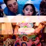 Latest Javeria Saud Daughter Jannat Birthday Party Pictures