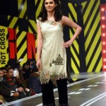 Saira Rizwan party dresses at runway pakistan 2016