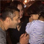Salman Khan's 50th birthday bash Pictures