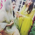Sanam Jung Mehndi Photos