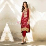 Tena Durrani Party Wear 2016 for Women