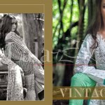 Lala Textile Vintage SpringSummer Dresses Collection 2016 (9)