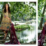 Al-Zohaib Lawn Collection for girls