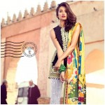 Elan Lawn Dress SpringSummer Collection 2016