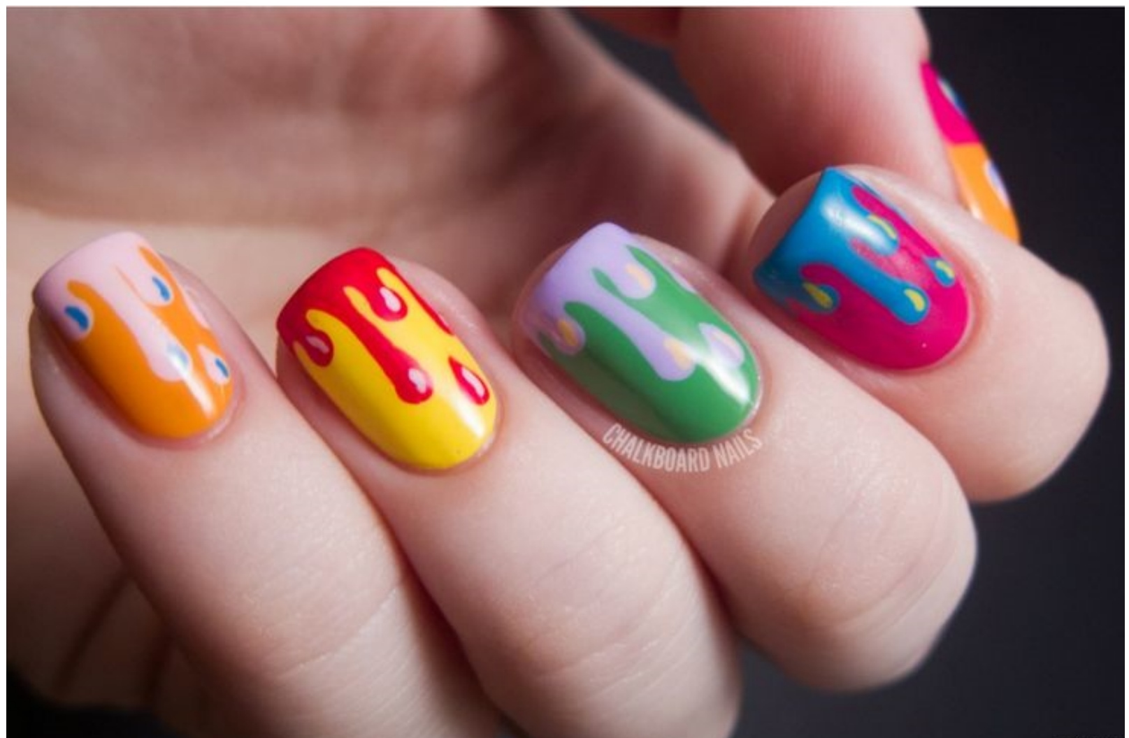 Nail Designs for Teen Girls