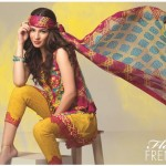 Palace by Jahanara Eid Latest Dresses 2016 For Girls