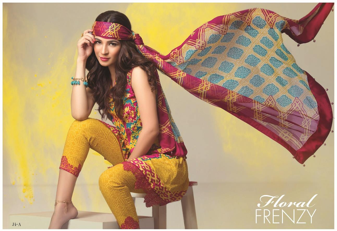 Palace by Jahanara Eid Dresses 2016 For Girls