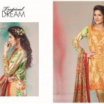 New Pakistani Dresses Designs for Girls 2016