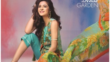 Jahanara Garden Colorful New Eid Dresses For Girls