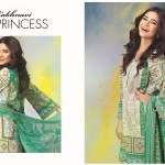 Jahanara Eid Design 2016 For Girls