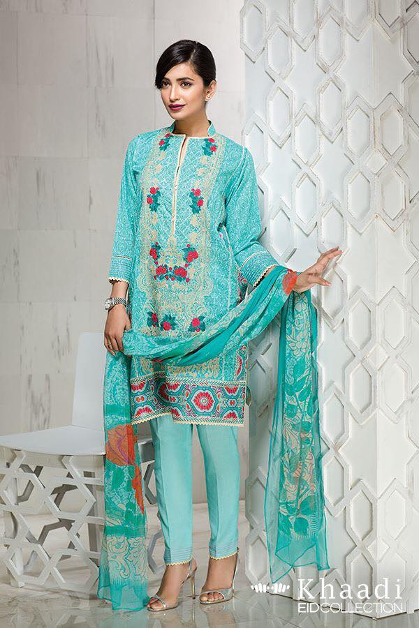 Khaadi Eid Collection 2016