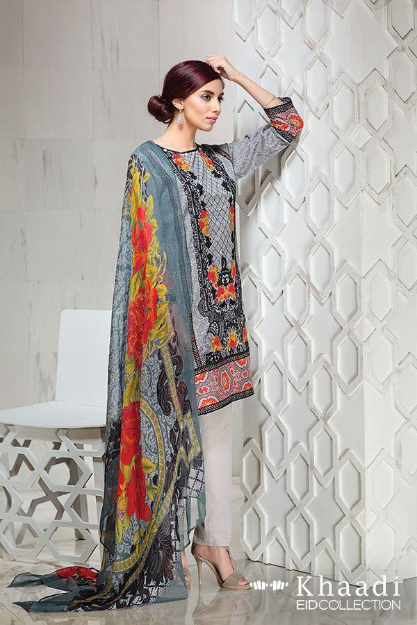 Khaadi Eid ul fitr Collection 2016