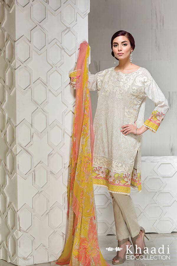 Khaadi Print Blast Eid Latest Collection 2016