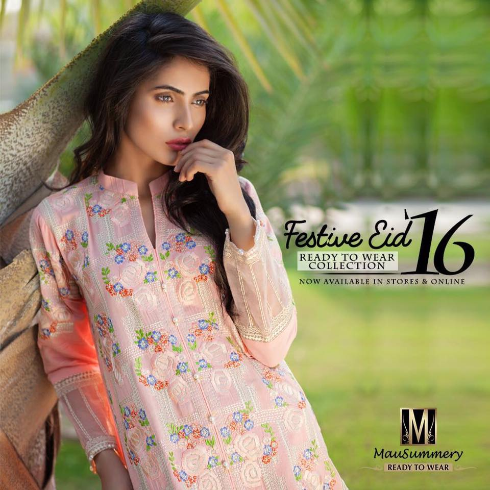 Mausummery Eid Ready to Wear Collection Prices