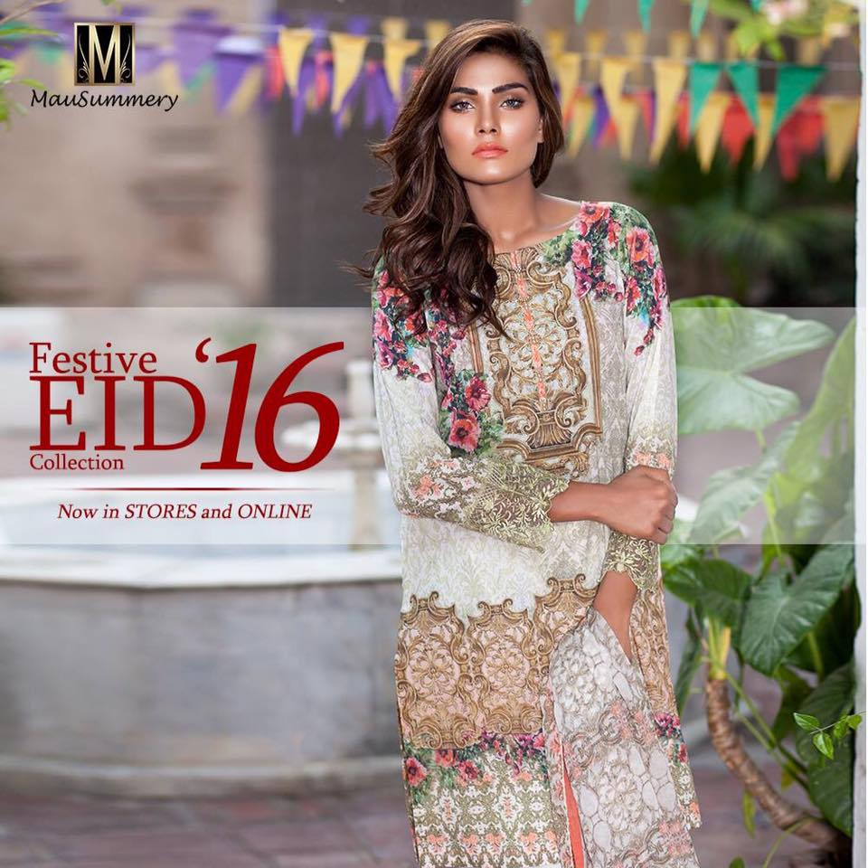 Mausummery Eid-Ul-Fitr Collection 2016-17