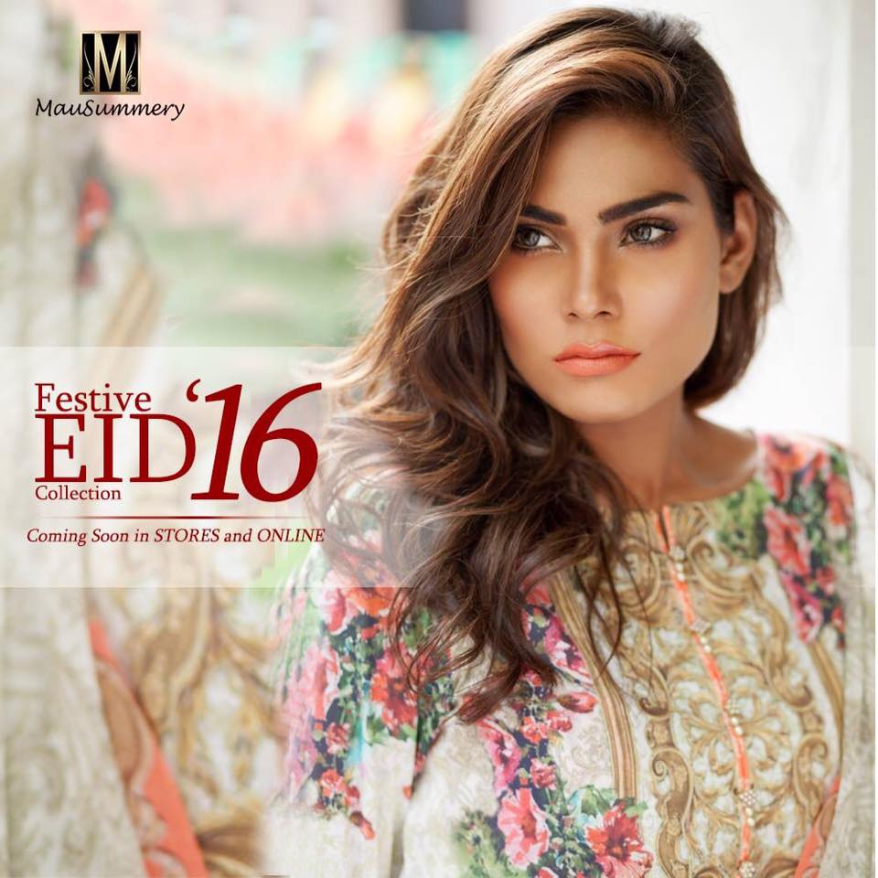 Mausummery Mid Summer Eid Ready To Wear 206