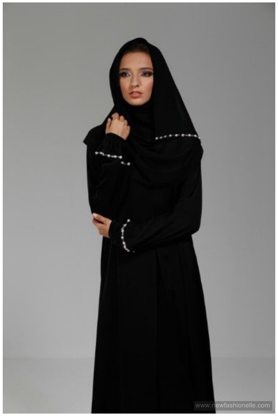 new abaya collection 2018