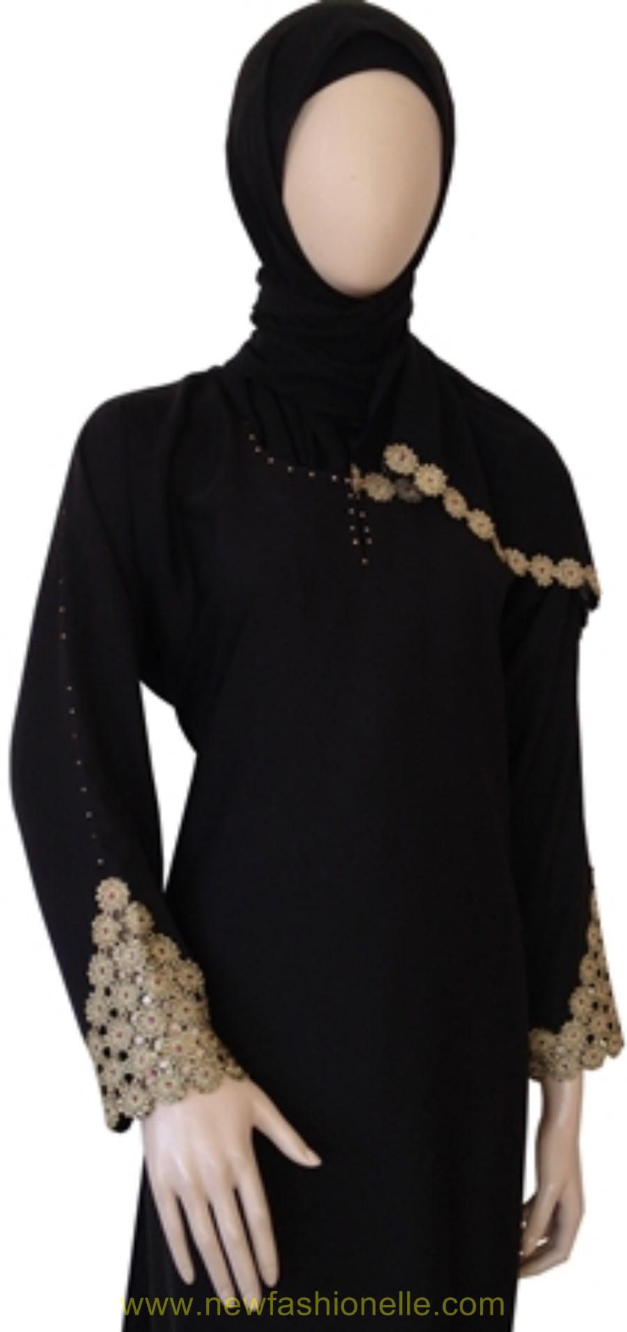 New Front Abaya designs Images