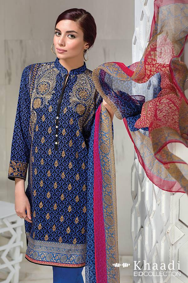 Paperazzi Khaadi Eid Collection 2016