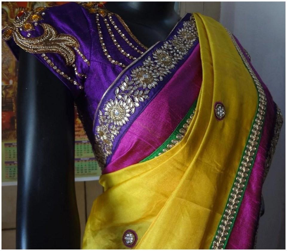 Cheap designer blouse online