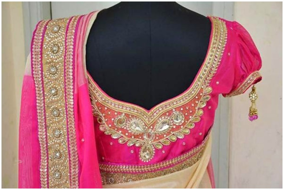 online saree blouse for Sale