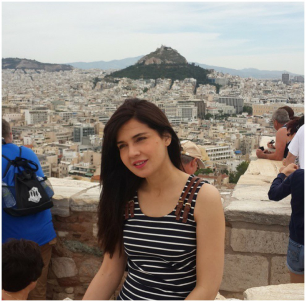 Mahnoor Baloch Latest HD Pictures In Greece