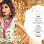 Sapphire's Fall Unstitched Cambric Collection 2016 Full Cataloge