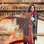 Sapphire Cambric Fall Eid Unstitched Collection 2016-2017