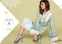 sapphire unstitched cambric latest fall collection 2016