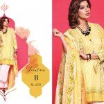 Sapphire Fall Winter Cambric Eid ul Azha Collection 2016-17