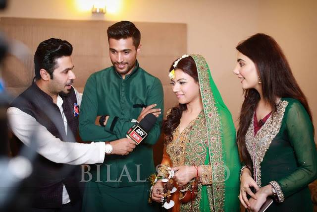 Muhammad Amir's Barat and Walima  Photos