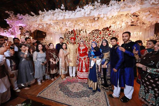 Cricketer Mohammad Amir Nikha Wedding Shadi