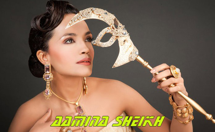 Actress Aamina Sheikh Photos