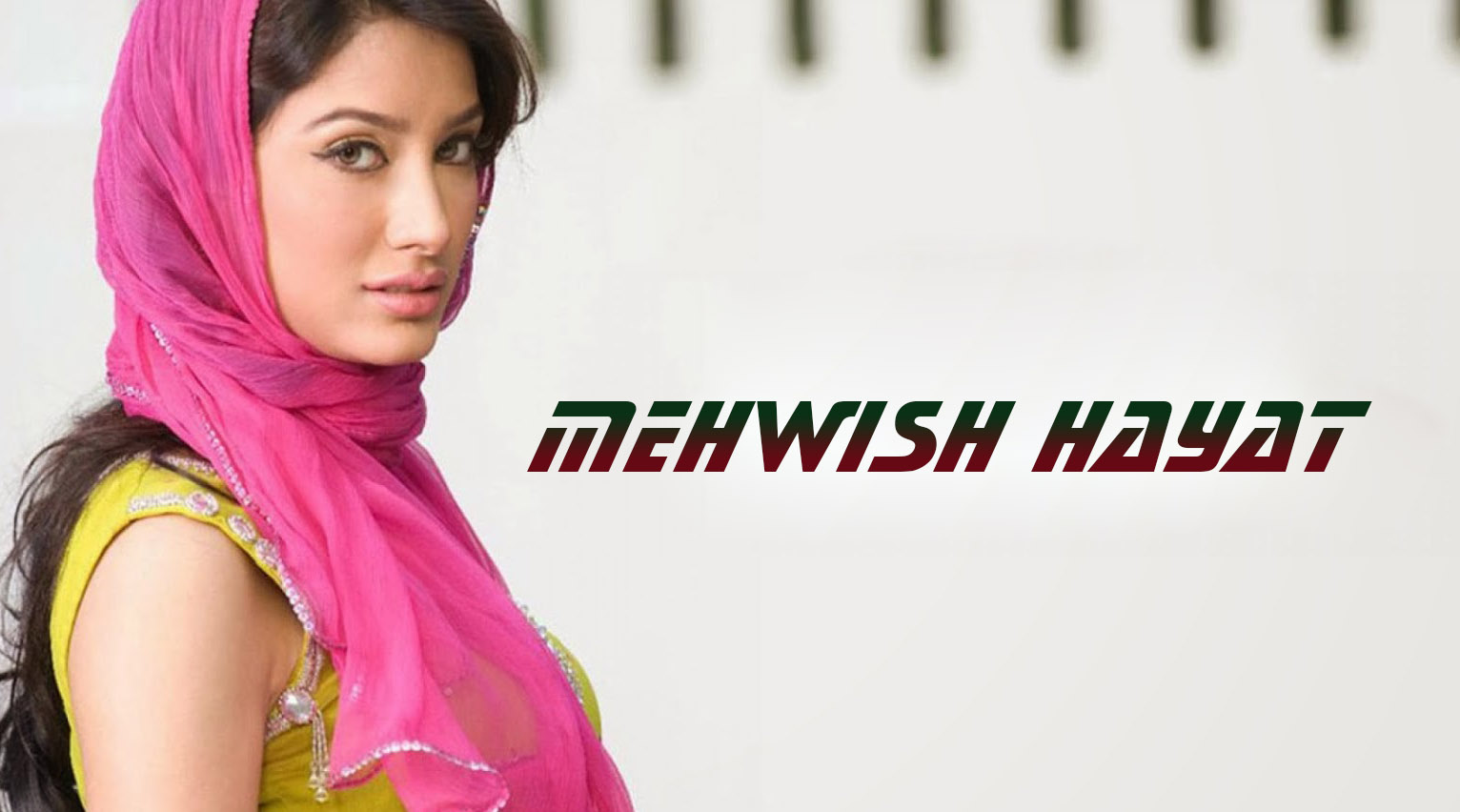 Mehwish Hayat Pictures